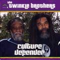 CULTURE DEFENDER LP.  Artist: Twinkle Brothers. Label: Sip A Cup / Gussie P