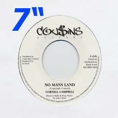 ​​​​​​​NO MANS LAND / VERSION. Artist: Cornell Campbell. Label: Cousins