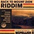 BACK TO MOUNT ZION RIDDIM CD. Artist: Various. Label: Charlies
