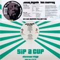 HOT STEPPING LP.  Artist: Junior Delgado. Label: Sip A Cup / Gussie P