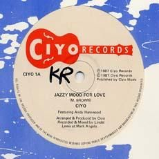 LET`S FALL IN LOVE / LET`S FALL IN LOVE  [PA mix]. Artist: Ciyo. Label: Ciyo Records